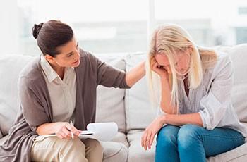 Психотерапевтическая и медицинская помощь